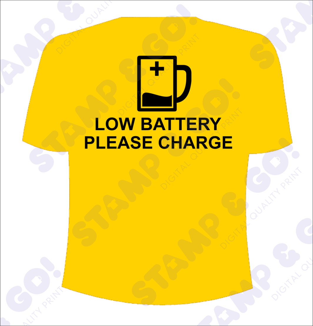 SGD015_LOW BATTERY